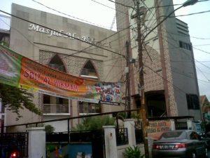 Masjid Al-Hikmah Mampang