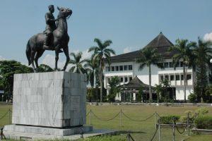 Kampus Pusat Unsoed Purwokerto