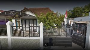 Pesantren Sintesa tampak depan dari kamera Google Maps